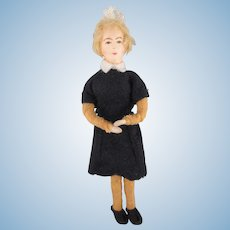 Erna Meyer Maid Dollhouse Doll