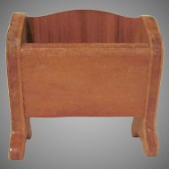 "Wanner Grand Rapids 1-1/2"" Magazine Rack Dollhouse Accessory"