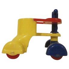 """Renwal 3/4"""" No. 27 Kiddie Car Dollhouse Accessory"""