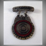 National Rifleman Association Junior Member Badge