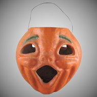 Pulp Double Faced Choir Boy Halloween Jackolantern Decoration No Inserts