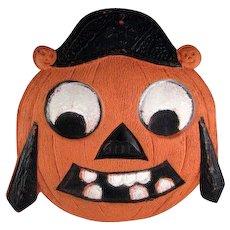 Made in Germany Pirate JOL Halloween Diecut
