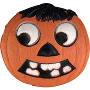 Made in Germany JOL with Hair Halloween Diecut