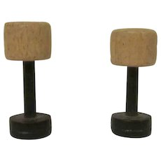 """Strombecker 3/4"""" Modern Table Lamps Dollhouse Accessories"""