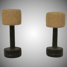 "Strombecker 3/4"" Modern Table Lamps Dollhouse Accessories"