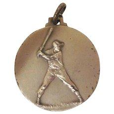 Baseball Big 8 All Star 1966 Medal, Fob