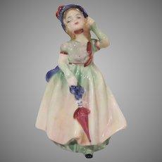 Royal Doulton Babie Figurine HN1679