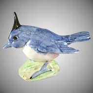 Stangl Pottery 3592 Titmouse Bird Figurine