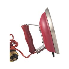 Vintage Toy Sunny Suzy Electric Iron Works