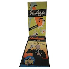 Eddie Cantor's Game Tell it to the Judge