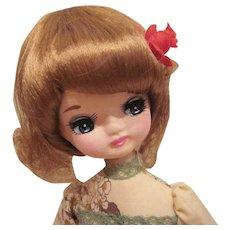 Chiyoda Made In Japan Music Box Doll