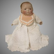 """Vintage Bye-Lo 12-1/2"""" Circumference Head 14-1/2"""" tall Baby Doll"""