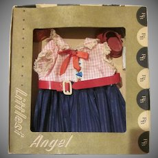 Arranbee Littlest Angel Boxed Dress with Shoes, Socks, and Belt