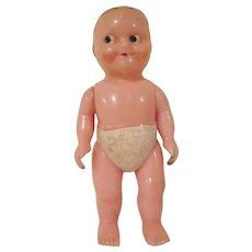 Renwal No. 9 Larger Hard Plastic Baby Doll