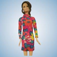 Vintage Francie #1268 Style Setters Dress 1966-67