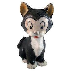 Figaro  - the Cat - From Pinocchio Disney Bisque Figure