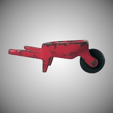 Arcade Cast Iron Wheelbarrow Toy