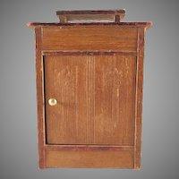 "Made in Germany Schneegas 1"" Cupboard Dollhouse Furniture"