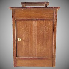 "Made in Germany Schneegas 1"" Cupboard Dollhouse Furniture"