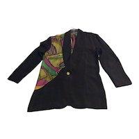 Maren Art Deco Jacket Sz S-M Free Shipping