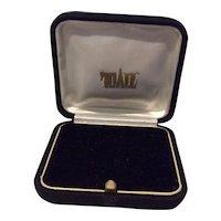 Vintage TIVOL Presentation Box Mint Condition Free Shipping