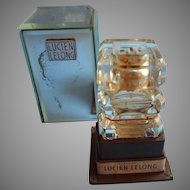 Mon Image Lucien Lelong Vintage Perfume Bottle Mirrored Box