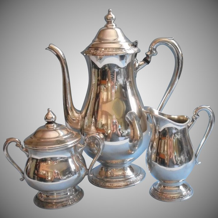 Antique Silver Plated Tea Set Value - The Best Tea Of 2018