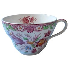 Farmer's Cup Johnson Brothers Winchester Oversized China Vintage England - Red Tag Sale Item