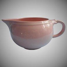 Luray Pastels Pink Creamer Vintage China Taylor Smith Taylor