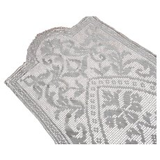 1920s Runner Lace Netted Net Vintage