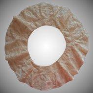 Lace Collar Ruffle Vintage Mechlin Cream Color
