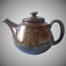 Franciscan Madeira Teapot Vintage Outstanding Condition