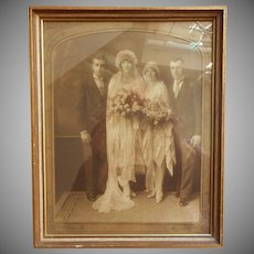 1920s Wedding Photos Large Boston One In Frame One TLC