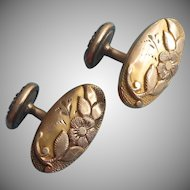 Antique Cufflinks Circa 1900