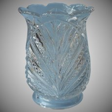 Antique Spooner EAPG Pressed Glass