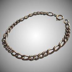 Antique Bracelet For Charm Use Gold Filled