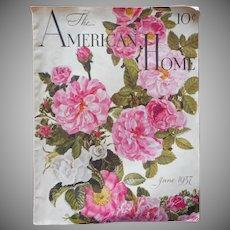 June 1937 American Home Magazine