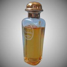 Hermes Caleche Vintage Eau De Toilette 1.7 Ounce Mostly Full