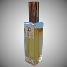 Hove Creole Days 2 Ounce Cologne Vintage Mostly Full