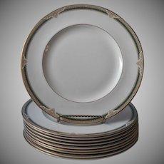 Royal Doulton Forsyth Dinner Plates Vintage Bone China England