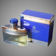 1990s Victoria 1.7 Ounce Cologne In Box Unused Vintage Victoria's Secret