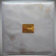 Joy Jean Patou Vintage 1990s Unused Eau De Toilette Lotion Shower Gel