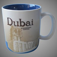 Global Icon Series Mug Dubai Starbucks 16 Ounce