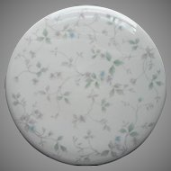 Mikasa Feelings Bone China Cake Plate Plateau Vintage