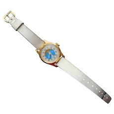 Cinderella Wrist Watch Vintage Bradley Young Girl's