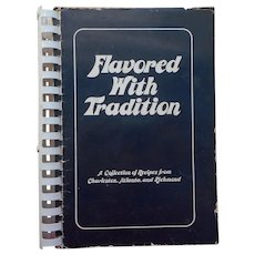 Charleston Atlanta Richmond Cookbook Vintage Flavored With Tradition 1979