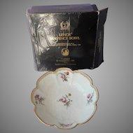 Lenox Mayence Bowl Smithsonian Institution Vintage 1985 Museum Reproduction China