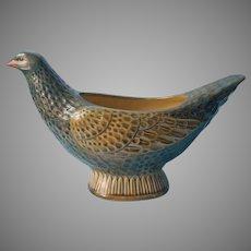 Lladro Vicente Martinez 4692 Dove Centerpiece Vase Bowl Vintage Made 1970 to 1980