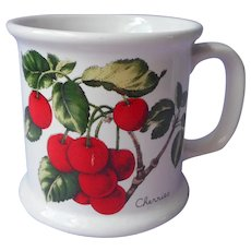Lauffer Cherries Mug