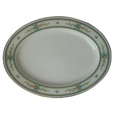 Noritake Amenity Platter Vintage China